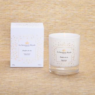 Poudre de riz Scented candle